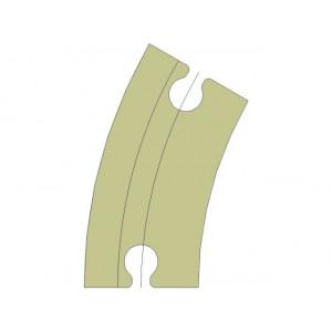 R0 Standard curve 30º