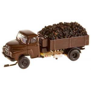 MAN 635 Coal lorry