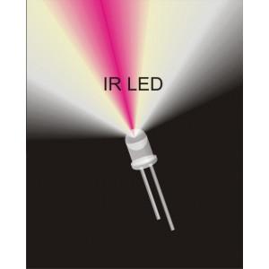 IR LED 5mm high power