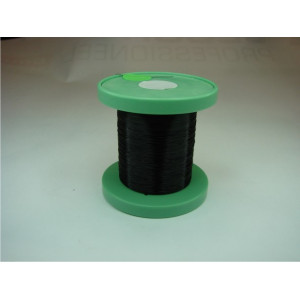 DC-Car enamel wire black 100m