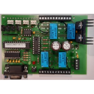 Servo decoder S4-Car