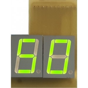 2 Digit display