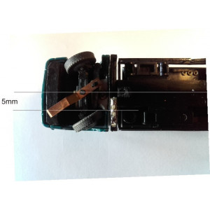 IR feedback  PCB MF5 24 mm