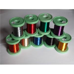 Set enamel wire 9 colors