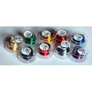 Set enamel wire 9 colors 12m
