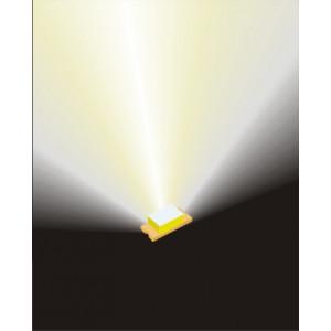 LED 0805 wit 5 stuks