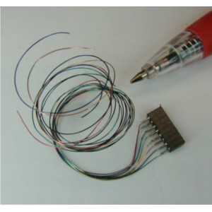 Wired update connector