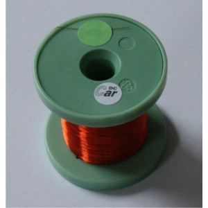 DC-CAR enamel wire orange 100m