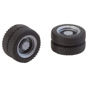 Wheel with tires FA163103