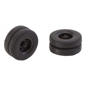 Wheel with tires FA163102