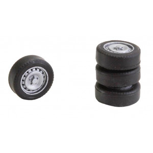 Wheel with tires FA163108