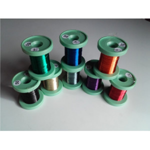 Set enameled wires 7 colours