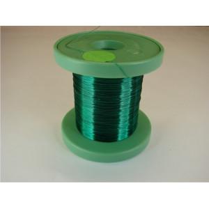 DC-Car enamel wire green 100m