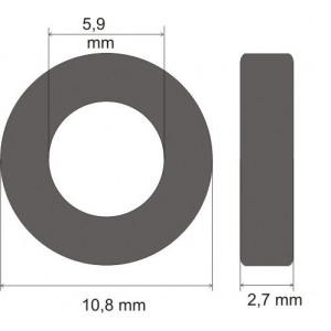 Tire FA161713 per piece